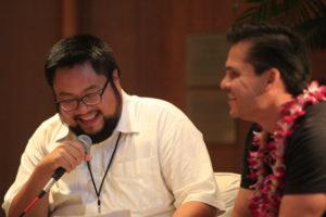 HIFF Artistic Director, Anderson Le