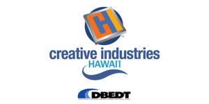 Creative Industries Hawaii Logo