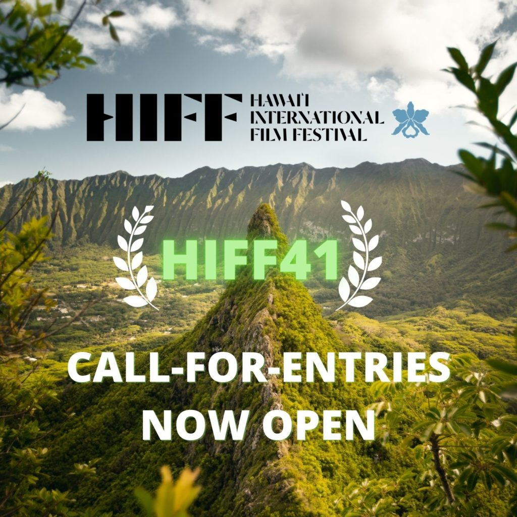 HIFF41 Call For Entries