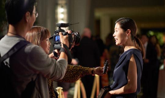 Red Carpet at HIFF Awards Gala
