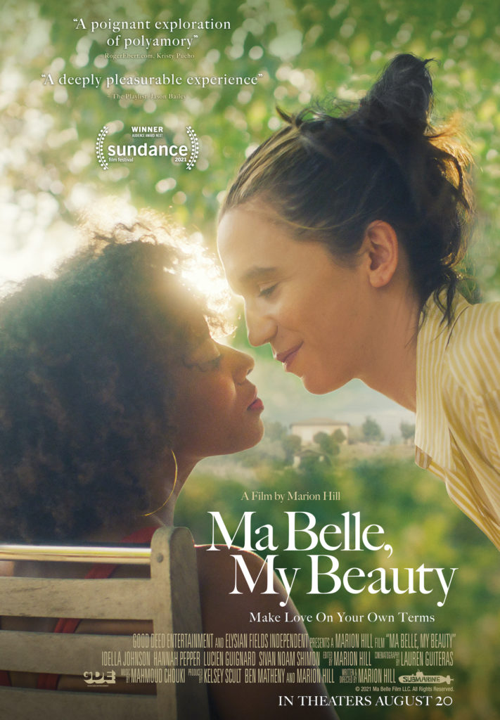MA BELLE MY BEAUTY POSTER