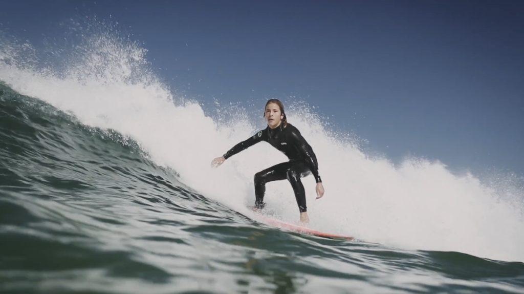 RIDE THE WAVE hero image
